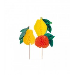 Fruit Decoration 100 pack
