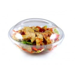 Salad Bowl with Lid pack 50