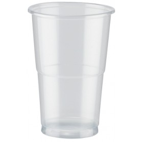 Plastic Glasses 330ml pack 50