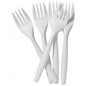 Plastic Forks pack 100