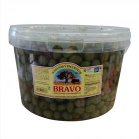 Olives Chupadedos 5 kilos Drained Weight