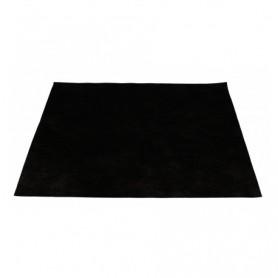 Individual Cloth Place Mats Black x 500