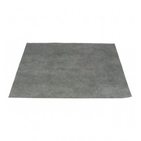 Individual Cloth Place Mats Grey x 500