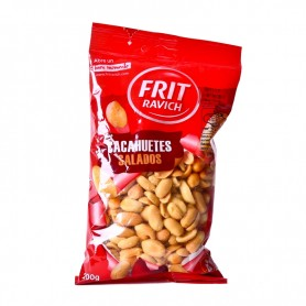 Salted Peanuts Card 6 x 40g bags