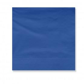 Serviettes Blue 40x40 2 ply 100 pack