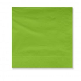 Serviettes Pistachio 40x40 2 ply 100 pack