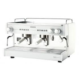 Gaggia Vetro Coffee Machine 2 Group