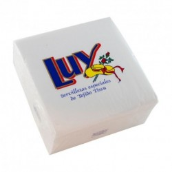 Serviettes 40x40 box 24 packs