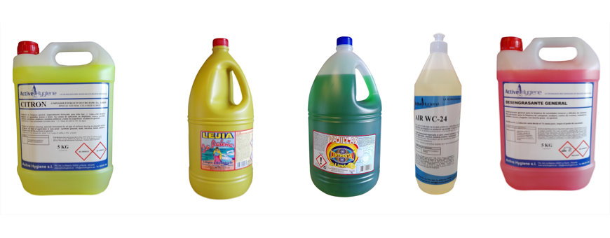 Industrial Cleaning Products